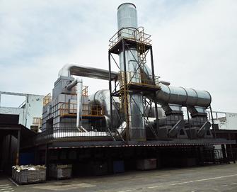 RTO蓄熱式(shi)氧化爐