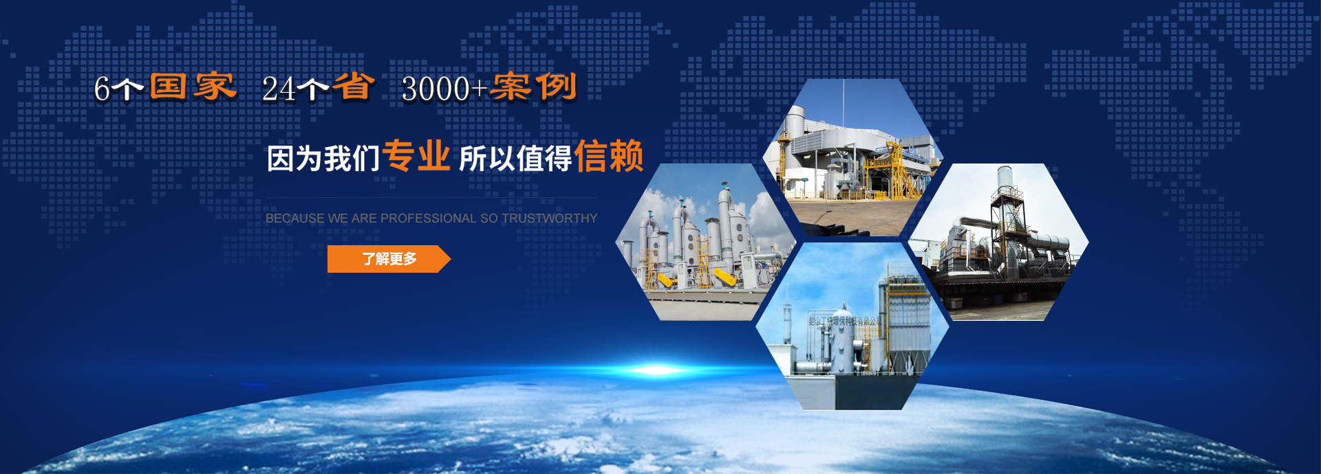 工統環保-濕式除塵器-有機廢氣處理設備RTO